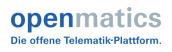 Openmatics - die offene Telematikplattform