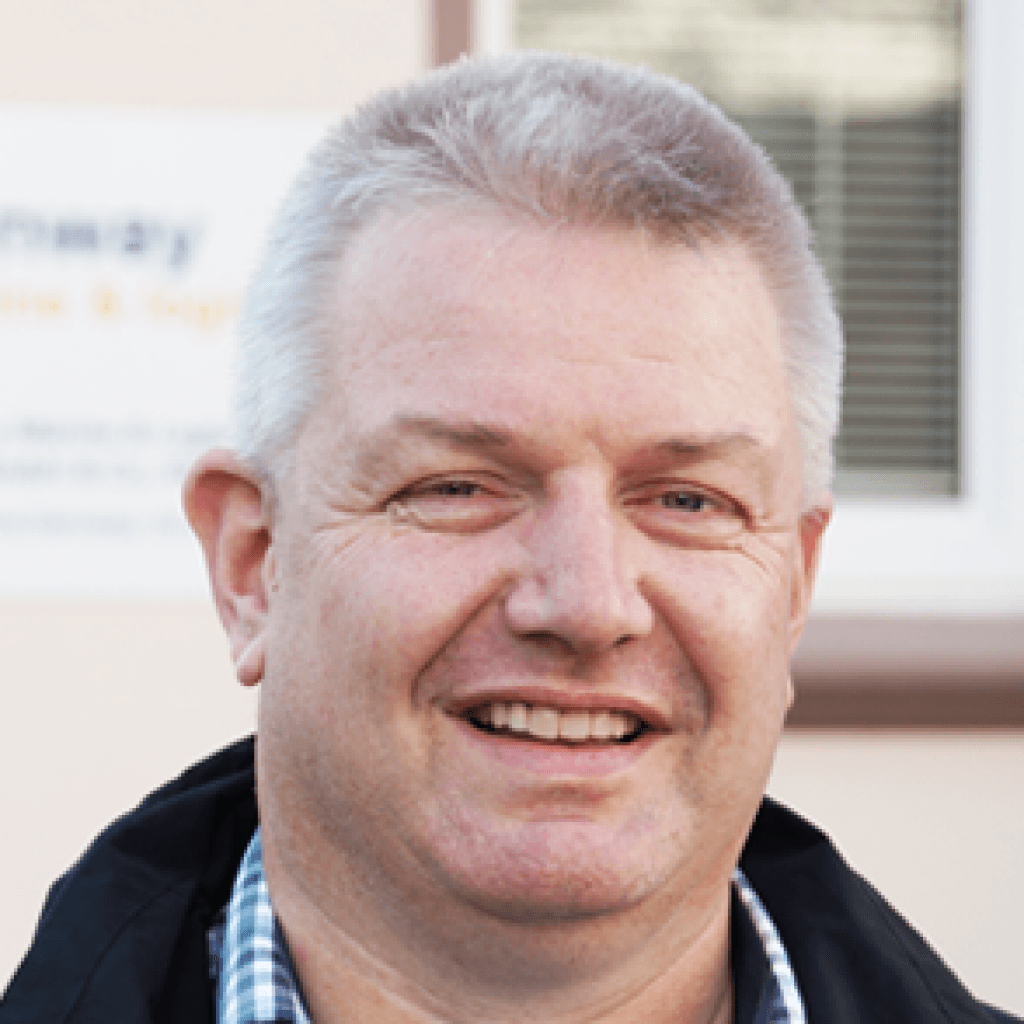 Martin Moedden, Benway Logistics